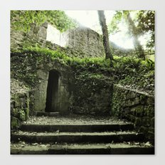 Temple oF dOOm Canvas Print