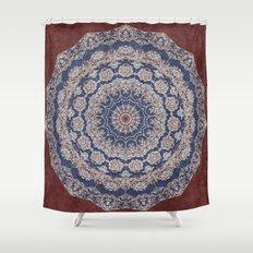 A Glorious Morning (Mandala) Shower Curtain