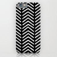 Graphic_Black&White #3 iPhone 6 Slim Case