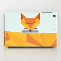 Foxy iPad Case