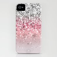 iPhone 4s & iPhone 4 Cases featuring Spark Variations VII by Rain Carnival
