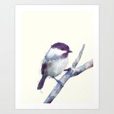 Bird // Trust Art Print