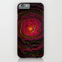 iPhone & iPod Case featuring The Rose by interopia
