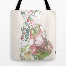 TWO LADIES Tote Bag
