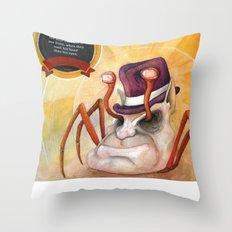 I got a new shell Throw Pillow