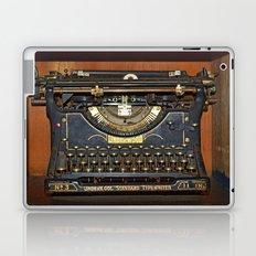 Typewriter2 Laptop & iPad Skin
