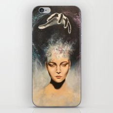 Divine Connection iPhone & iPod Skin