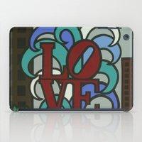 Pop LOVE Park iPad Case