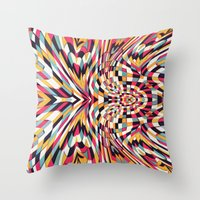 Rebel Ya Throw Pillow