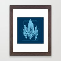 CONSTRUCT ADDITIONAL Framed Art Print