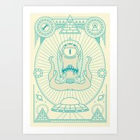 Kang The Liberator  Art Print