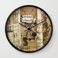 Bauhaus Wall Clock