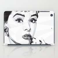 Breakfast At Tiffany's iPad Case