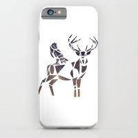 deer & owl iPhone 6 Slim Case