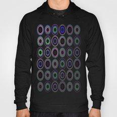 Urban Rings Pattern Hoody