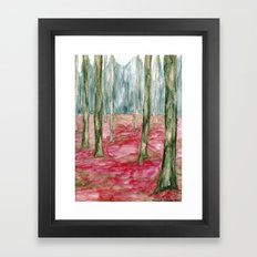 After the Fall Framed Art Print
