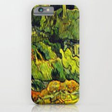 Les Chaumes (Thatched Cottage) Slim Case iPhone 6s
