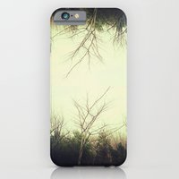 iPhone & iPod Case featuring Green trees.  by Luke Lindgren