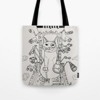 Traveling Carpet Of Huma… Tote Bag