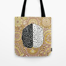 Big Brain ! Tote Bag