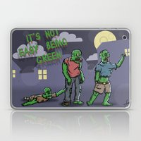 It's Not Easy Being Gree… Laptop & iPad Skin