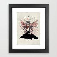 The Final Cut Framed Art Print