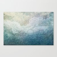Ocean Spray Canvas Print