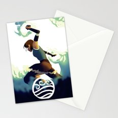 Avatar Korra II Stationery Cards