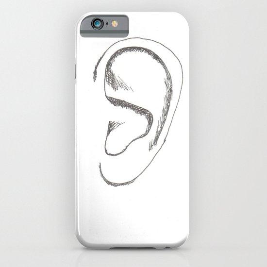 an earful iPhone & iPod Case