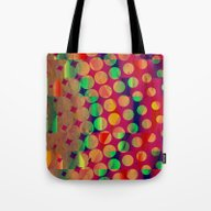 Dance Club Tote Bag