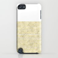 Riverside Gold iPod touch Slim Case