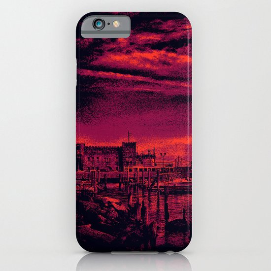 Sunset Over Bristol Harbor 3 iPhone & iPod Case