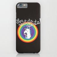Ser realista apesta iPhone 6 Slim Case