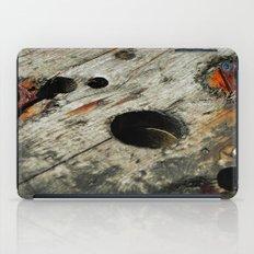 Square Pegs iPad Case