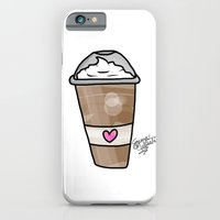 iPhone & iPod Case featuring frappe by Emma's Designs