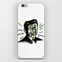 Typeface iPhone & iPod Skin