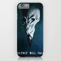 Doctor Who: The Silence iPhone 6 Slim Case