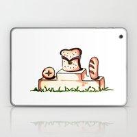 Bread Winner Laptop & iPad Skin