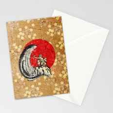 Aang in the Avatar State Stationery Cards