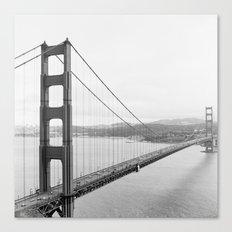 Golden Gate Lookout No. 1 Canvas Print