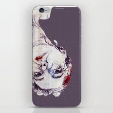Gasa girl iPhone & iPod Skin