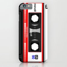 Compact Cassette Tape iPhone 6 Slim Case