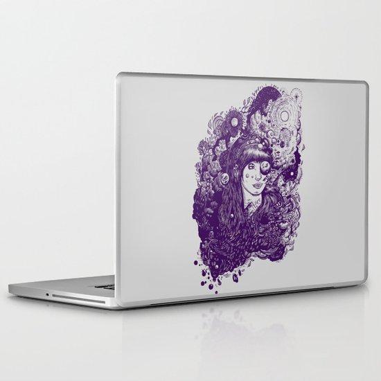 Look At The Light Laptop & iPad Skin