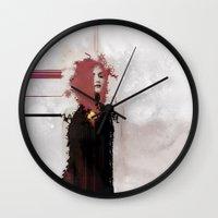 With Regards; Elaboratio… Wall Clock