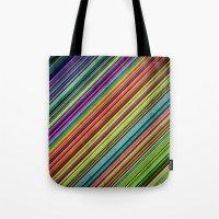 Stripes II Tote Bag