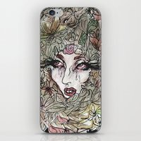 Floral Show iPhone & iPod Skin