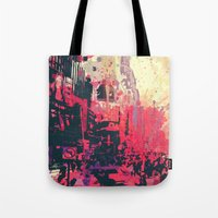 Street of London1 Tote Bag