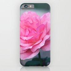 Pink Rose Slim Case iPhone 6s