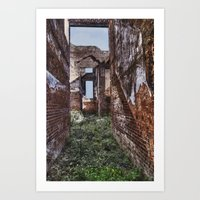 Barboursville Ruins No. … Art Print