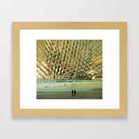 Expansion... Framed Art Print